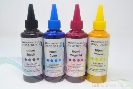 Subli-Sharp Sublimation ink for Epson | Ink Express