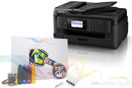 Sublimation Starter Package: EPSON SC-P600 - Printer + Ink