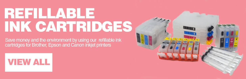 Cheap Ink Cartridges & Compatible Inkjet Cartridges | Ink